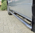 Volkswagen Crafter side bar