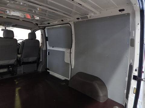 LDV V80 Short Wheel Base Van Wall Panels