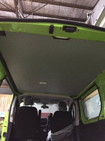 Trafic Short Wheel Base Roof Lining