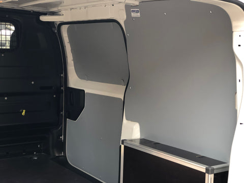 Expert Standard Wheel Base Van Wall Panel