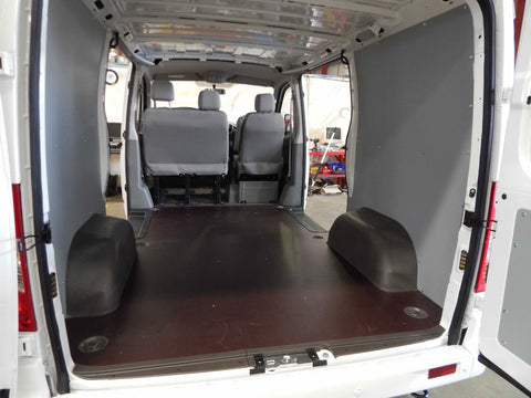 LDV V80 Short Wheel Base Van Floor