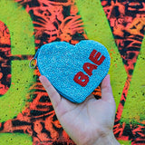 BAE CANDY HEART COIN PURSE