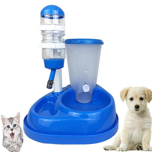 2 in 1 Automatic Pet Feeder - puppyzone.co