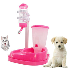 Load image into Gallery viewer, 2 in 1 Automatic Pet Feeder - puppyzone.co