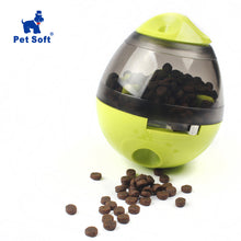 Load image into Gallery viewer, Interactive Toy Dog Treat Dispenser Ball - puppyzone.co