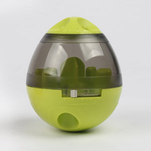Interactive Toy Dog Treat Dispenser Ball - puppyzone.co