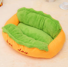 Load image into Gallery viewer, Hot Dog Bed Pet Winter Beds Fashion Sofa Cushion Supplies Warm Dog House Pet Sleeping Bag Cozy Puppy Nest Kennel