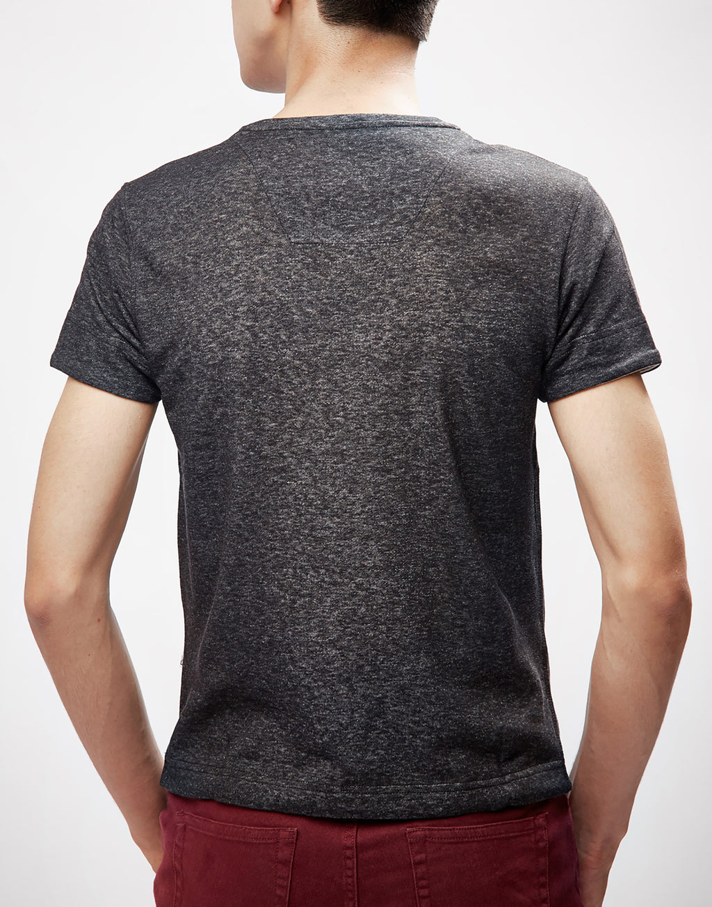 Dark Grey Short T-shirt