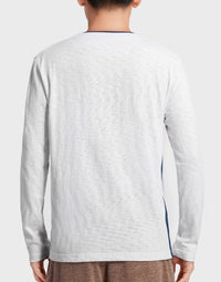 White Long-sleeves T-shirt