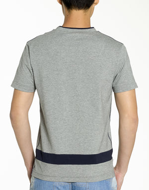 Grey Pocket T-Shirt