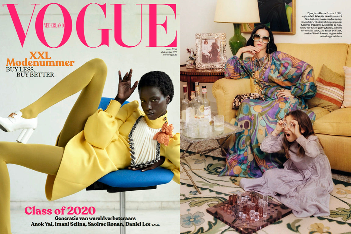ORRIS LONDON VOGUE NETHERLANDS MARCH 2020