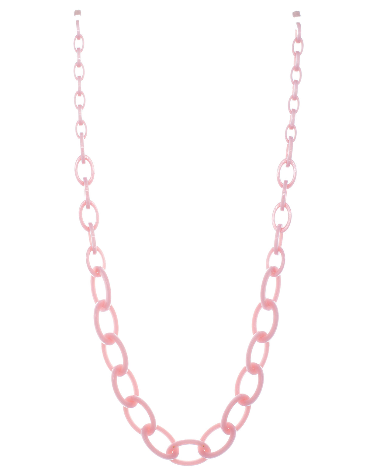 Smiley Chain | Bubble Gum Pink | Glasses Chain