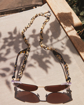 Smiley Mini | Light Tokyo | Glasses Chain