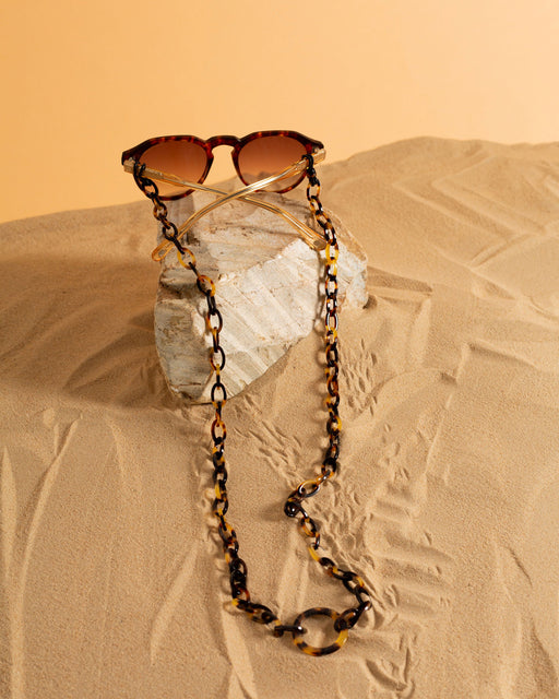 Smiley Mini | Tortoiseshell | Glasses Chain