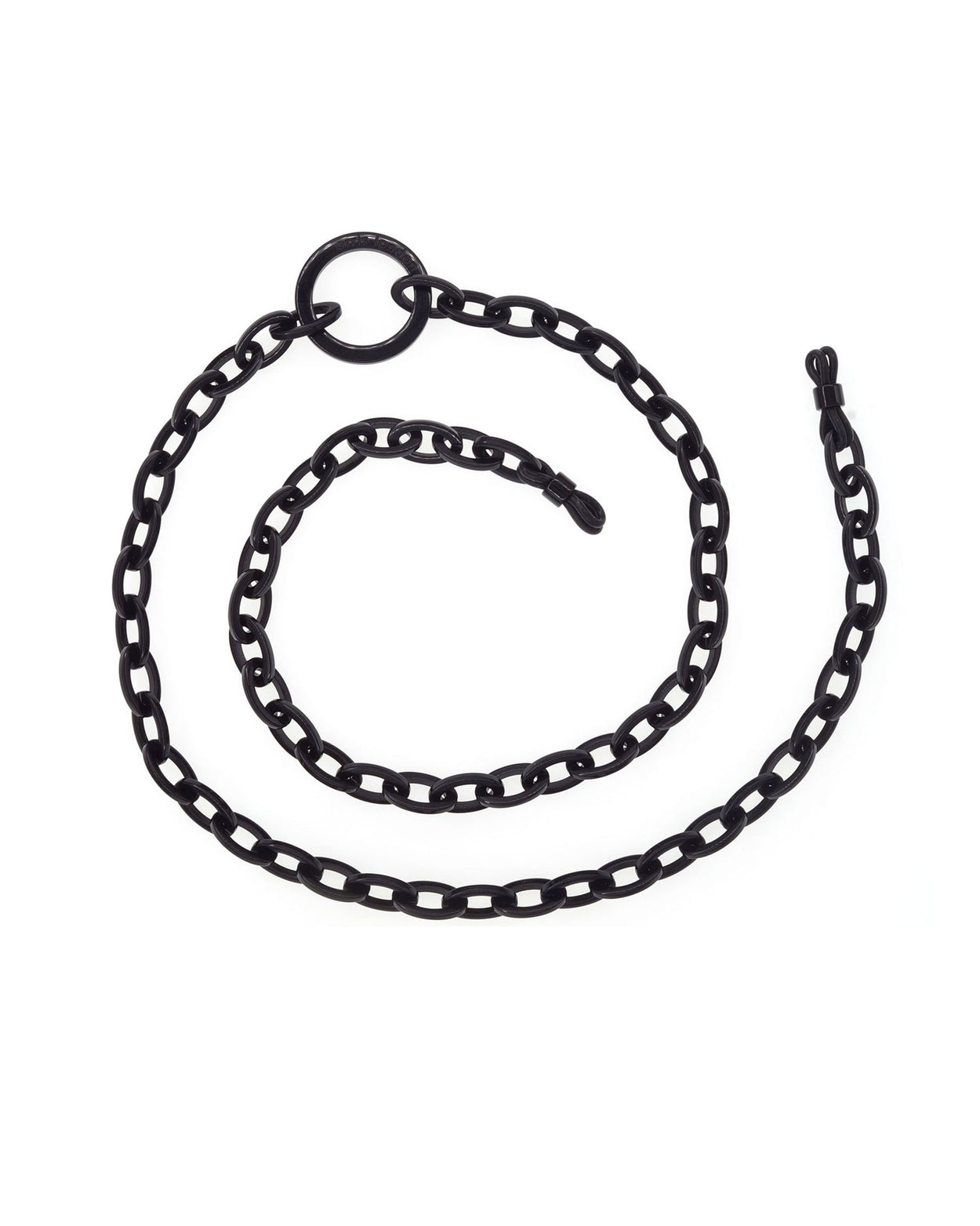 orris london | Smiley Mini | All Black | Glasses Chain