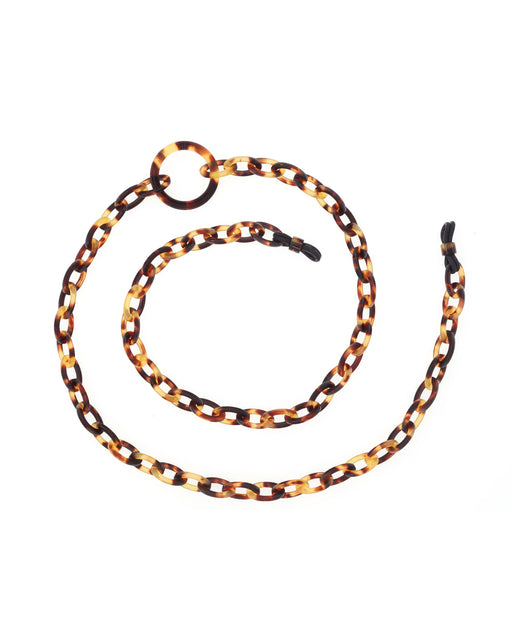Smiley Mini | Tokyo Tortoiseshell | Glasses Chain | orris london