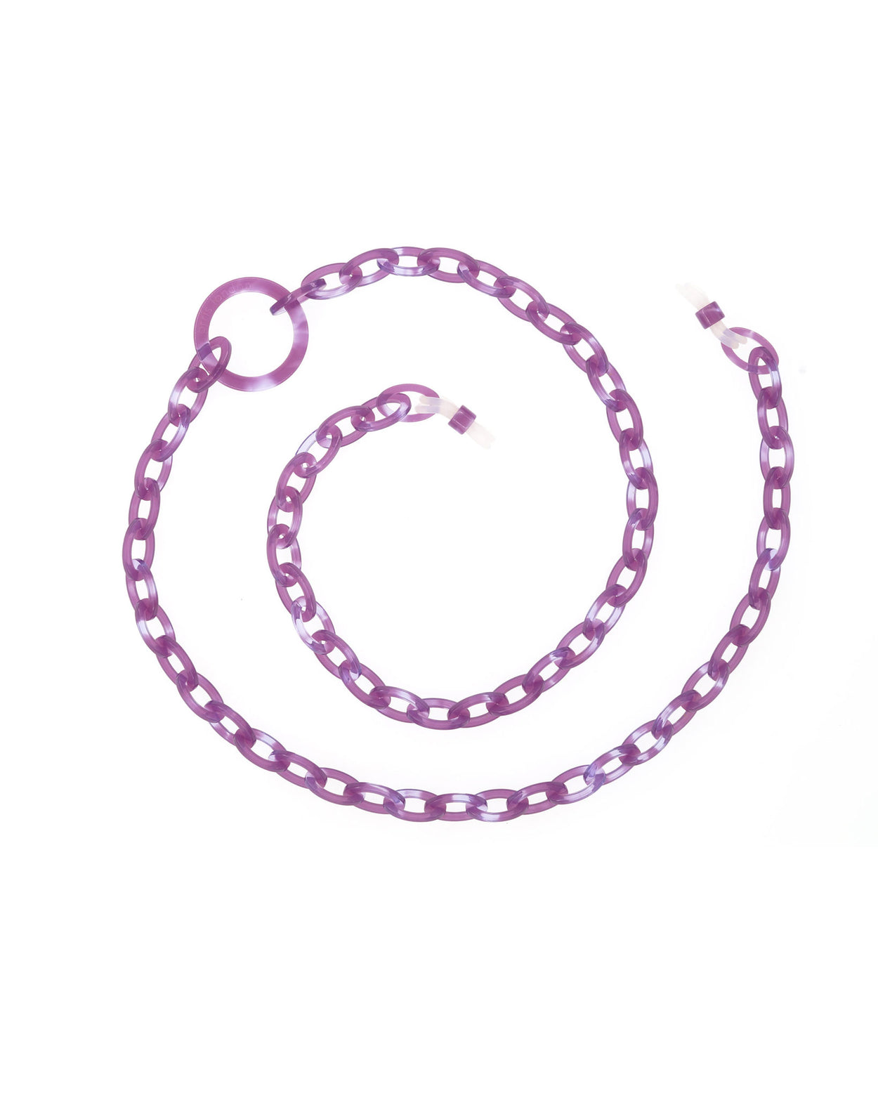 Smiley Mini | Lavender Purple | Glasses Chain | orris london