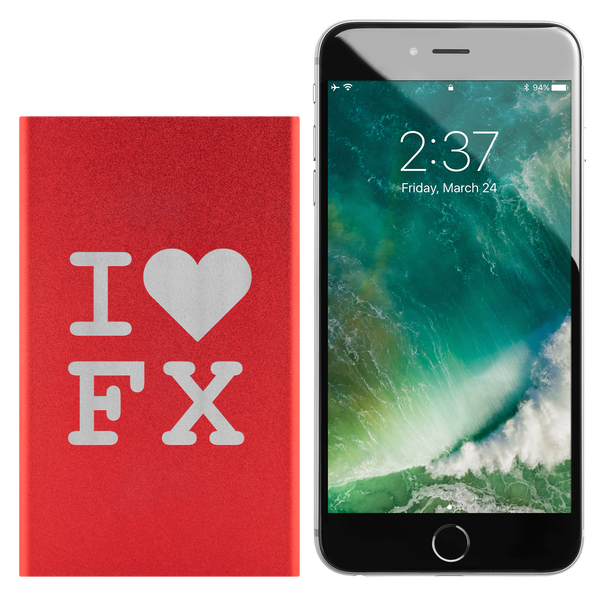 Power Bank / I Love FX