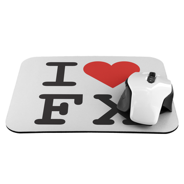 Mousepad - I Love FX