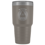 30 Ounce Vacuum Tumbler - In Crypto We Trust