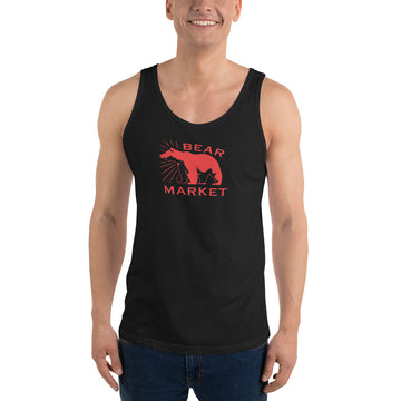 Unisex  Tank Top/ Bear Market