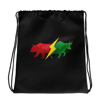 Drawstring bag - Bear & Bull