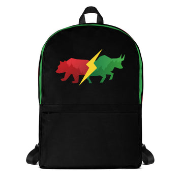 Backpack - Bear & Bull