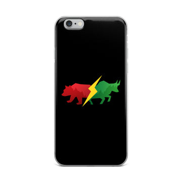 iPhone Case - Bear & Bull