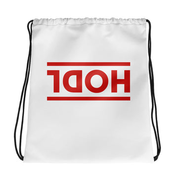 Drawstring bag - HOLD