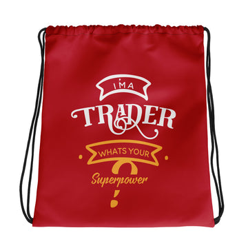 Drawstring bag/ Superpower