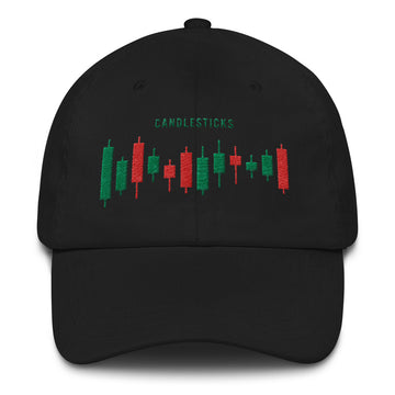 Dad hat - Candlesticks