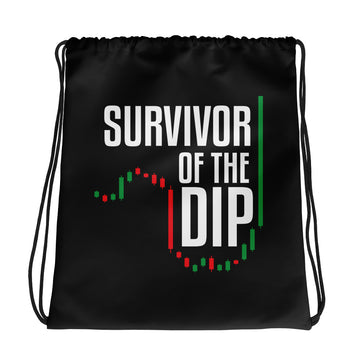 Drawstring bag/ Survivor of the DIP