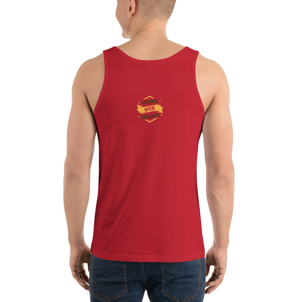 Unisex  Tank Top/ Finance Feeling