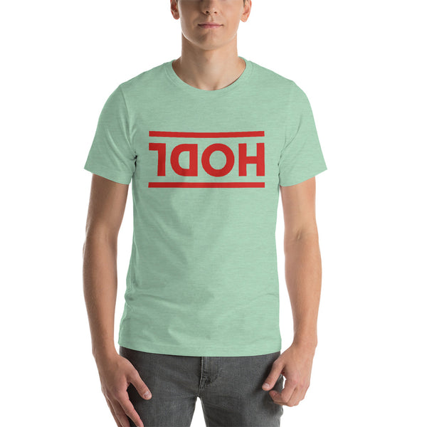 Short-Sleeve Unisex T-Shirt / HOLD