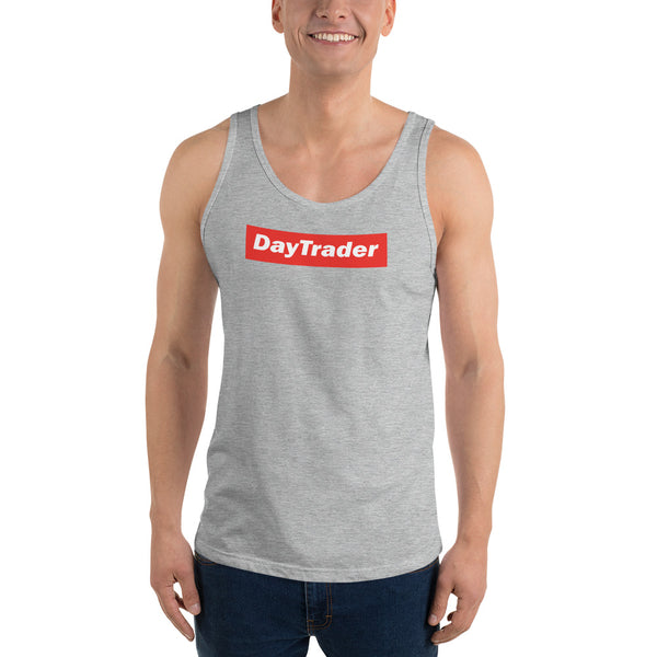 Unisex Tank Top / Day Trader