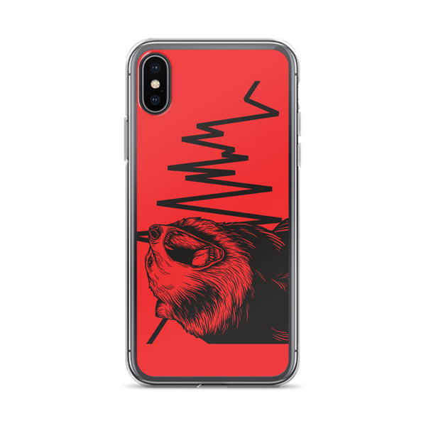 iPhone Case - Bear Down