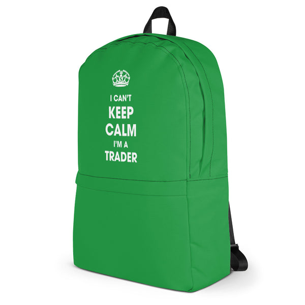 Backpack/ Can't Keep Calm