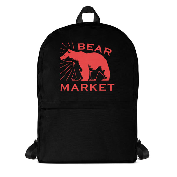 Backpack/ Bear Market