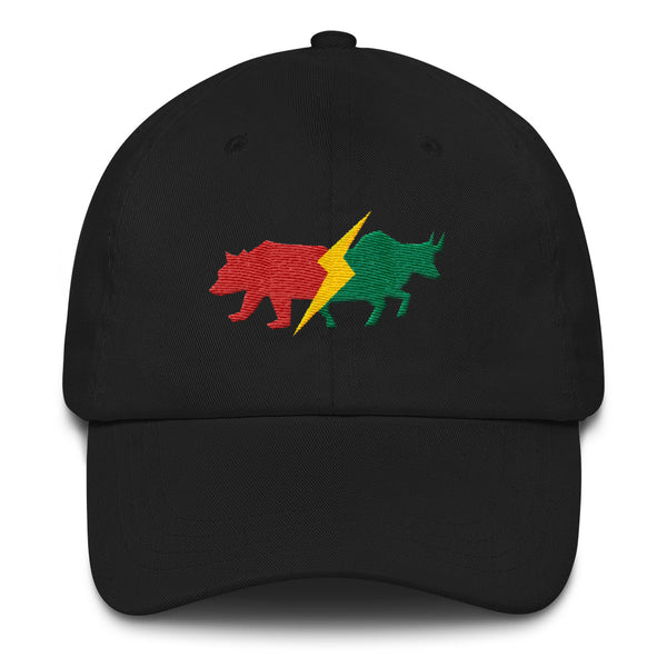 Dad hat - Bear & Bull