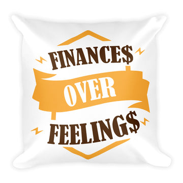 Basic Pillow/ Finance Feeling