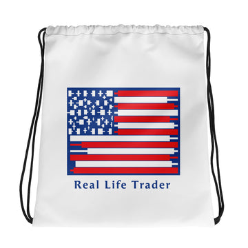 Drawstring bag - Real Life Trader