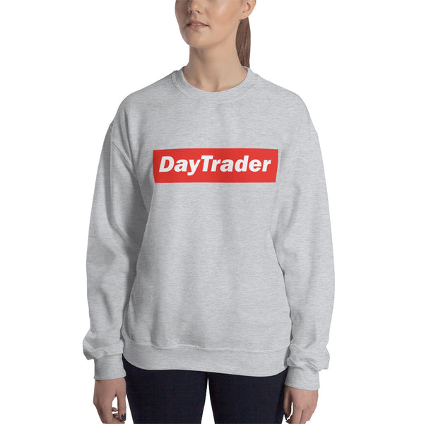 Sweatshirt / Day Trader