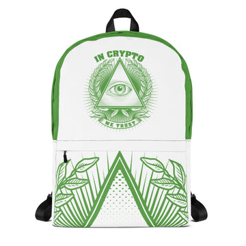 Backpack - In Crypto We Trust
