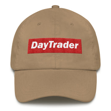 Dad hat/ Day Trader