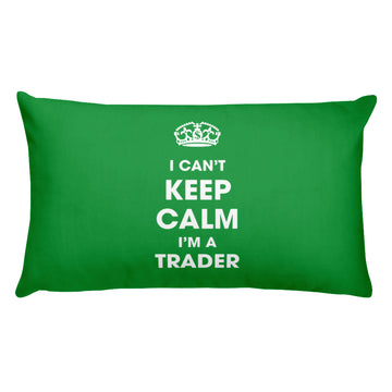 Basic Pillow/Can't Keep Calm