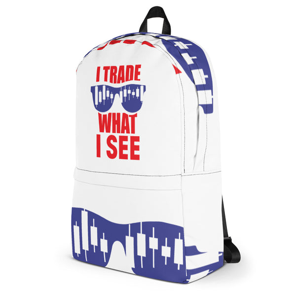 Backpack - Trade What I See