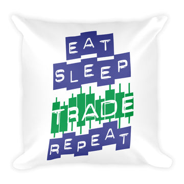 Basic Pillow - Eat Sleep Trade Repeat
