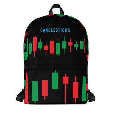 Backpack - Candlesticks