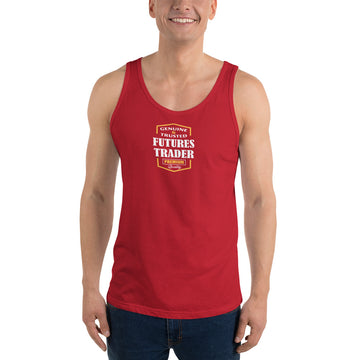 Unisex  Tank Top/ Futures Trader
