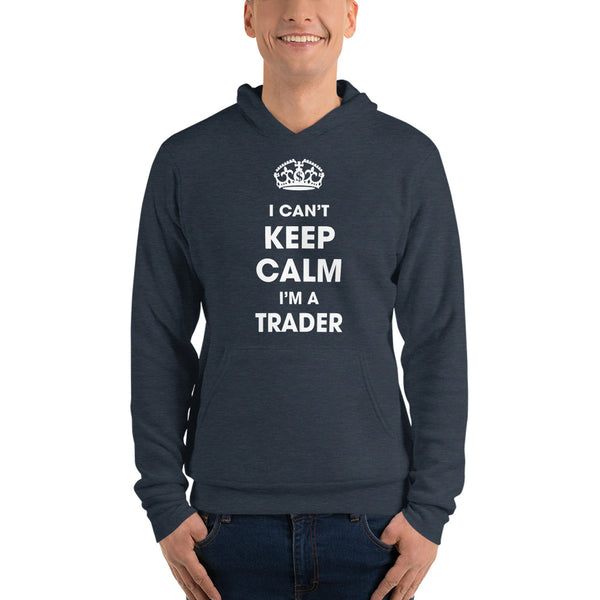 Unisex hoodie/Can't Keep Calm